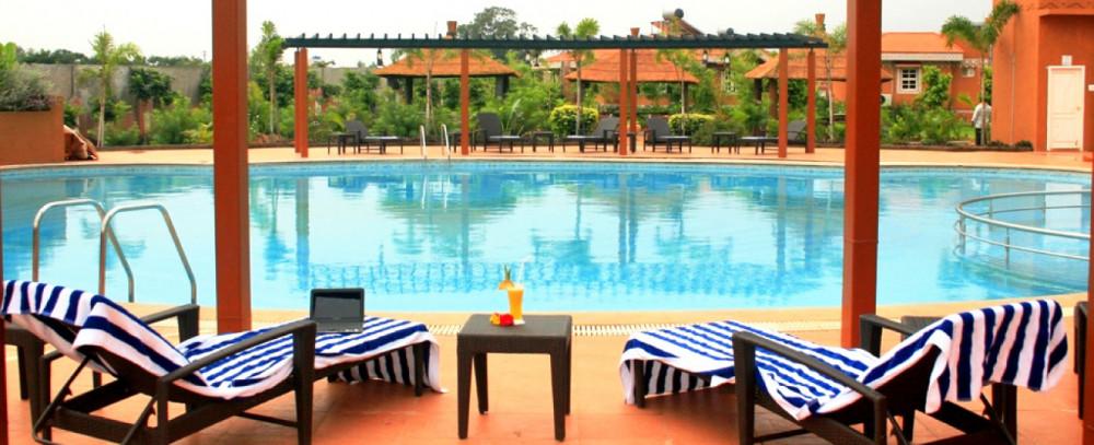 Vijayshree Resort and Heritage Village, Hampi